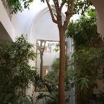 Riad Safa, patio del Naranjo