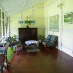 Mancotta Chang Bungalow sunroom