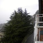 Vista Lago balcony
