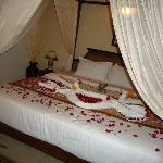 Floral Decorated Room for Us