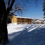Hotel Badratzes - winter time