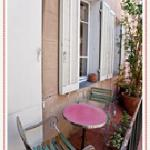 Pension Edelweiss - Chambre d'hôte Marseille et balcon