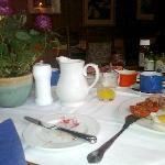 Breakfast at Fingals