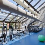 Health Club Ankara HiltonSA
