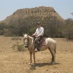 Riding Tour Sican Culture