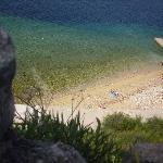 la plage ... magnifique