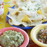 Happy Hour nachos specialsevery weekday!