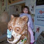 Honey bear 1
