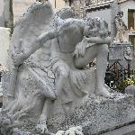 A beautiful cemetary in Palermo