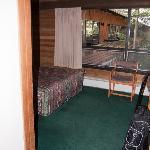 My room from the door