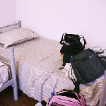 My Bed (Double Room with Windows)