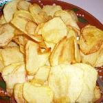 die wahren Kartoffelchips