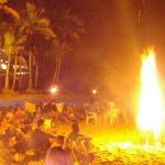 Beaches party near the Hostel