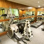 24 hour fitness Centre