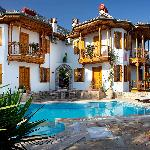 Akyaka Villa Vali with private pool apart and hotels