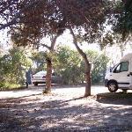 Parcelas caravanas/autocaravanas