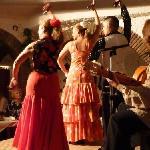 Spectacle de Flamenco. Las Malagueñas