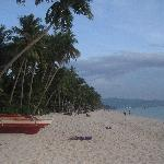 Beach in Boracay