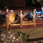 traditional Thai dance and music