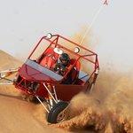 Dream Explorer Dune Buggy Driving