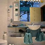 Luxury bathroom with Tui room