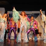 Mamma Mia comédie musicale au Camping le Fief