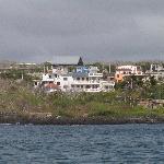 Casa Iguana B&B - white building center
