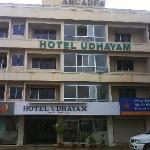 Uthayam hotel ,Karaikudi