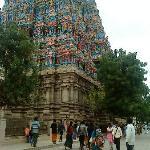 Madurai meenatchi amman Koburam
