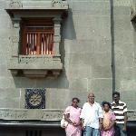 My family in Kanyakumari