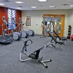 Oversized Workout Facility