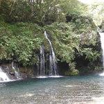 Jinba Waterfalls