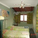 chambre perroquet