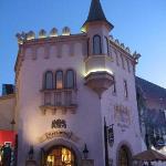 King Ludwig's Castle restaurant.