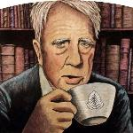Robert Frost likes Rao's Coffee