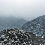 Great Wall hike with James Zhang