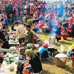 Sapa - Bac Ha Market