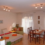 Raday Central Apartment: 2.apartment room