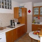 aday Central Apartment: 1.apartment kitchen