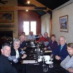 The food at the local pubs and Otago wine in the evenings adds to the expereince..