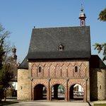 Bendiktinerabtei Lorsch mit Kloster Altenmünster