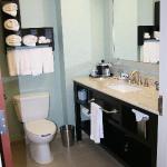 bathroom amenty
