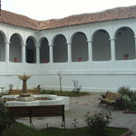 Patio Museo Charcas