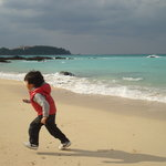 Nago citizen Beach