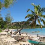 Spiaggia (ingresso arrivando da Chez Eugenie)