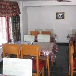 Hotel Sadaf restaurant