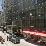 Vista exterior Hotel Melia Buenos Aires