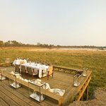 With stunning, open views onto the Kapamba River, Zungulila Bushcamp is a truly remote camp safa