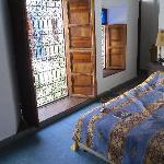 The Fairouz room (no cockroaches here...)