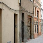 7 Ali Bei:  Barcelona City Aprtment entry